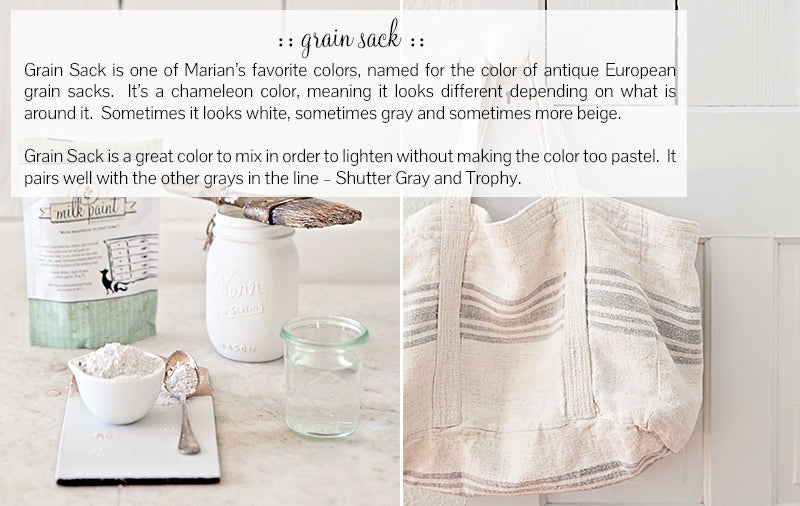 Miss Mustard Seed's Milk Paint - Grain Sack