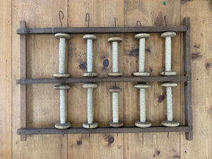 Primitive Spool Rack