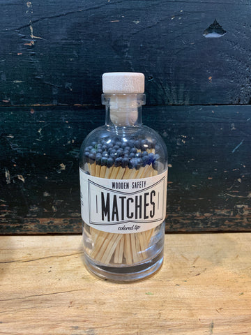Made Market Co. - Black Vintage Apothecary Matches