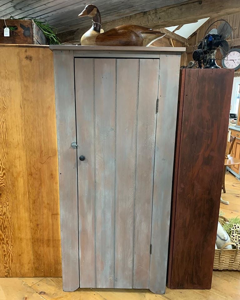 Primitive - Single Door - Grey Washed