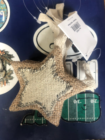 Small Star Ornaments