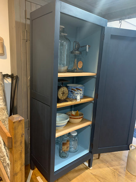 Vintage Country  Cupboard