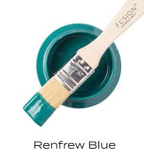 Fusion Mineral Paint - Renfrew Blue 1.25oz.