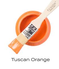 Fusion Mineral Paint - Tuscan Orange 16oz.