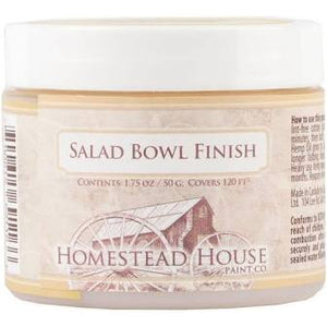 Fusion Mineral Paint Salad Bowl Finish