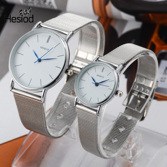 Hesiod Geneve Mens and Womens Contemporary Analogue Watch