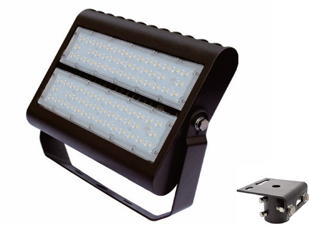LED FLOOD LIGHT 100W AC277-480V 5000K