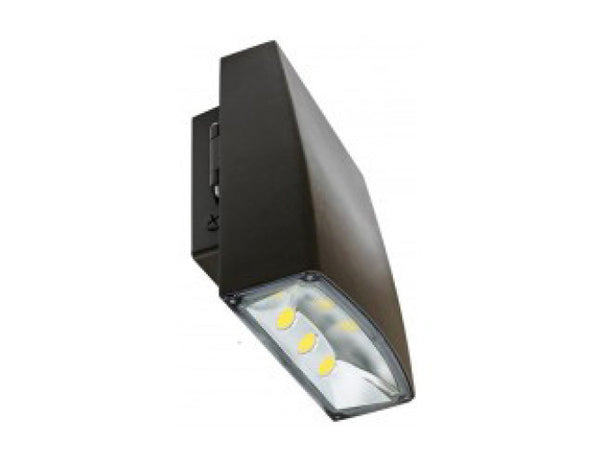 LED FULL CUTOFF WALL PACK 80W 5000K