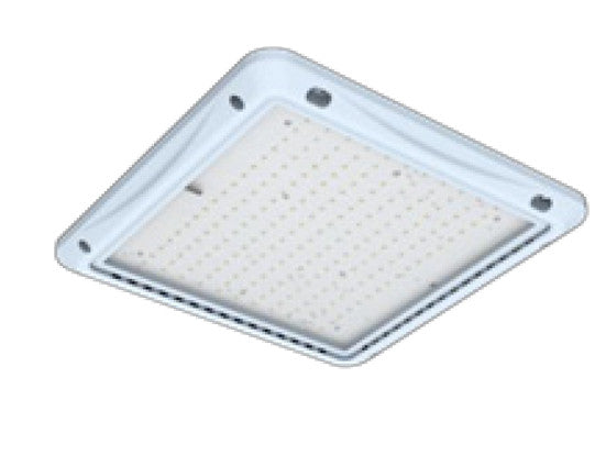 LED GAS STATION CANOPY 100W 5700K