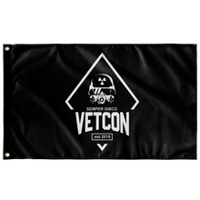 VETCON Wall Flag