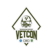 Vetcon 2020 Quarantine Edition Sticker