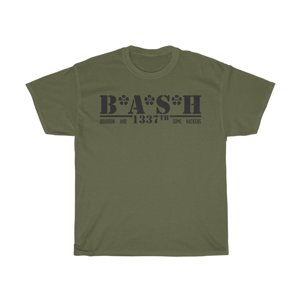 BASH : Unisex Heavy Cotton Tee