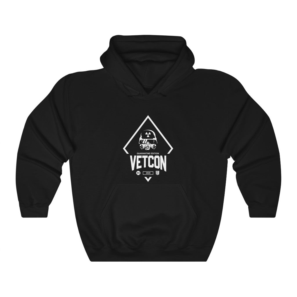 Vetcon 2020 Quarantine Edition: Unisex Heavy Blend™ Hooded Sweatshirt