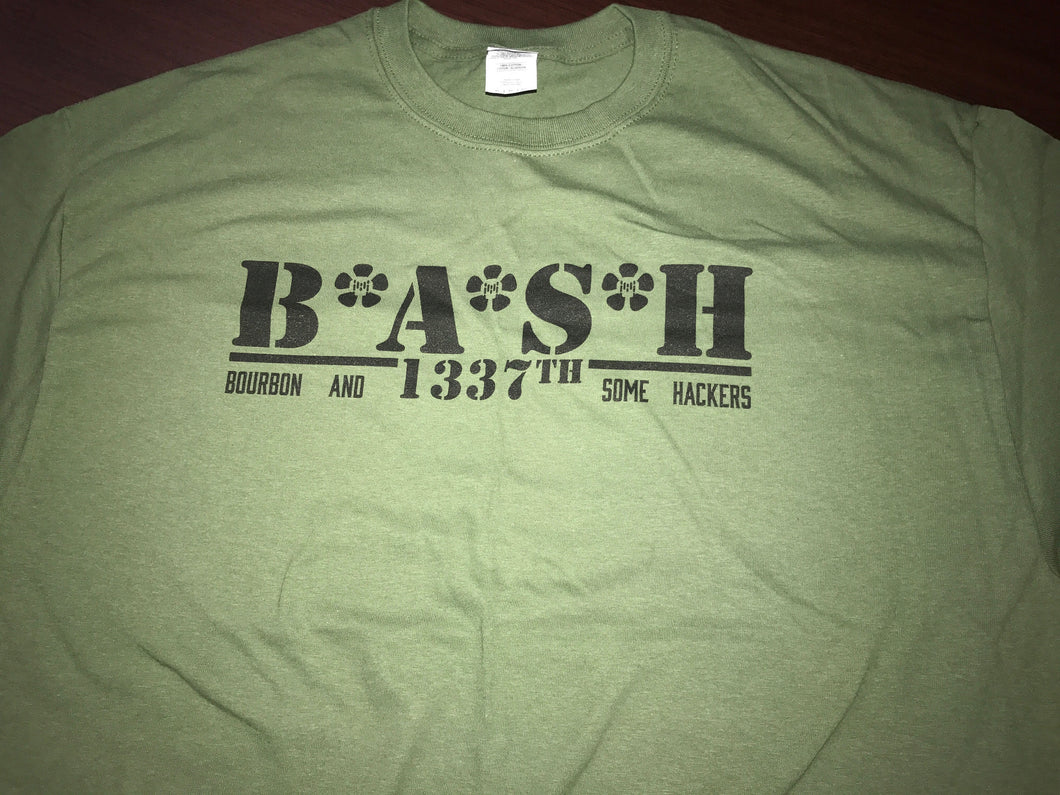 BASH 1337th T-Shirt