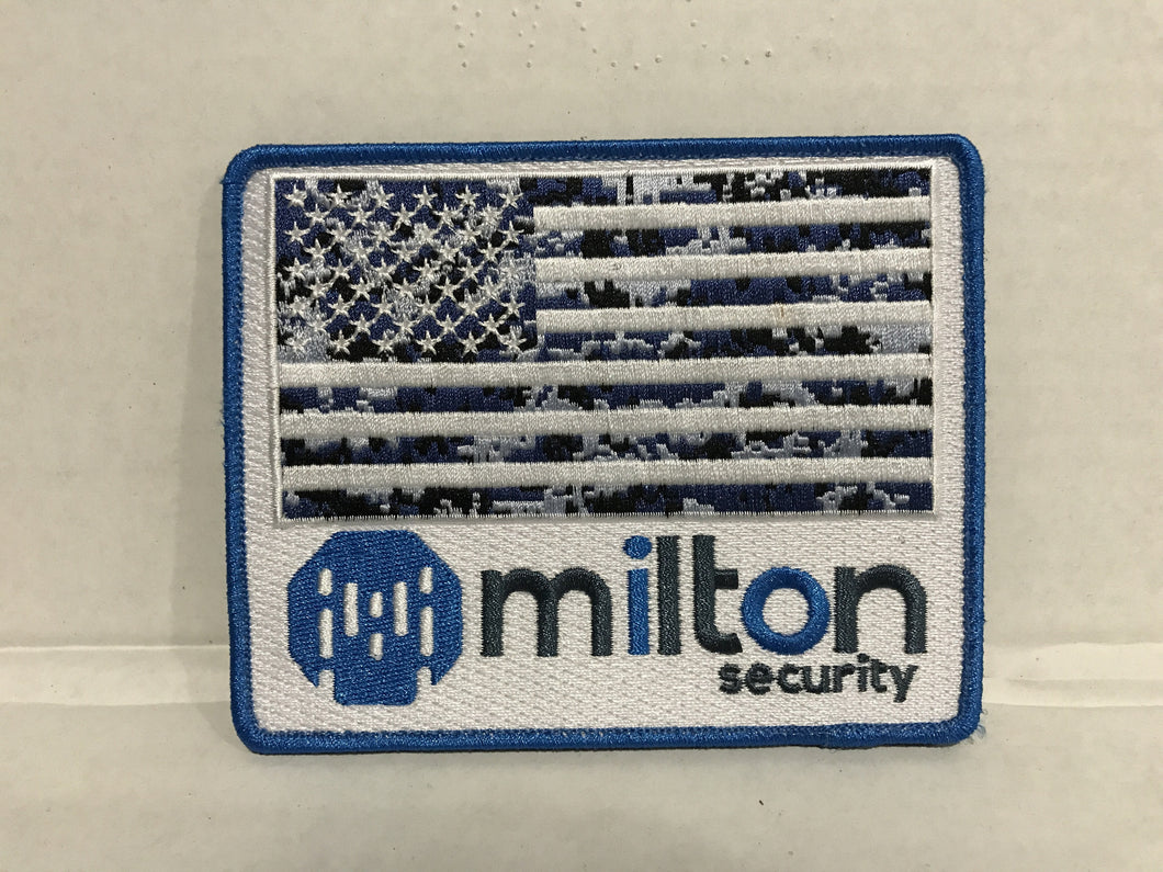 Milton Flag Patch