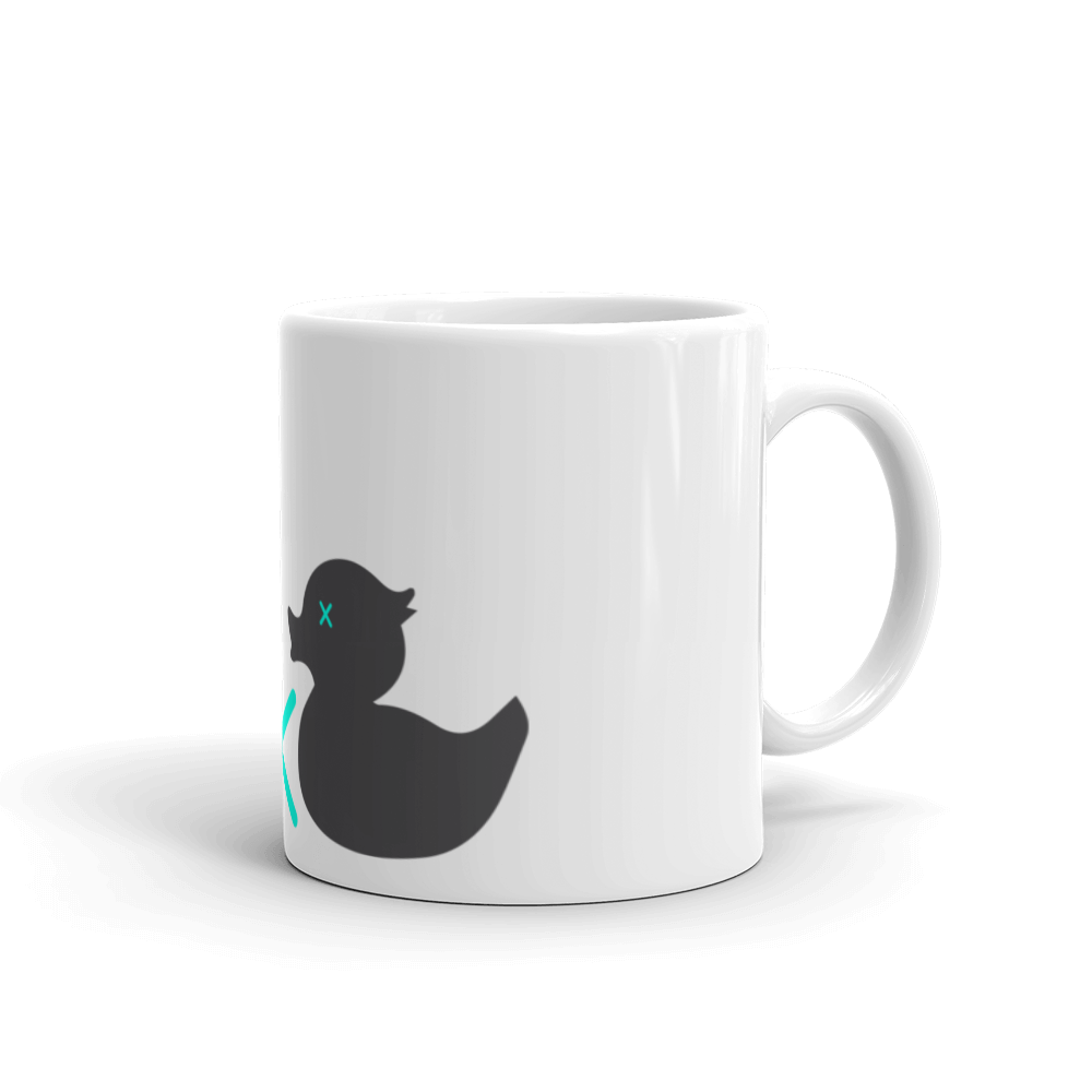 Rubber Duck Debugging Mug