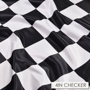 Lamour Checker - Table Linens