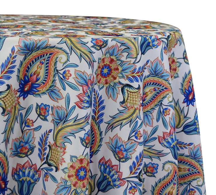 Asian Paisley (Dupioni) - Table Linens