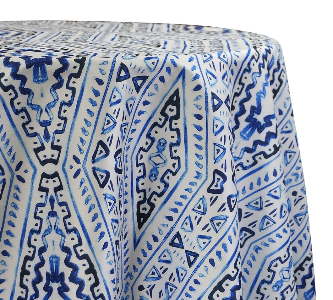 Aztec Print (Dupioni) - Table Linens