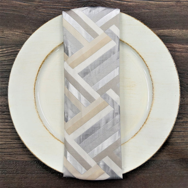 Broadway (double-sided) - Table Napkins