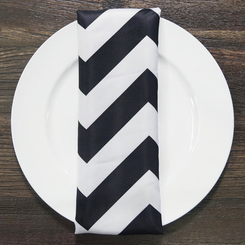 Chevron Print - Table Napkins
