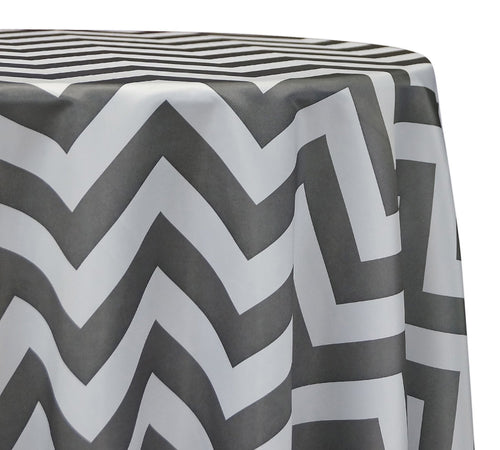 Chevron Print (Lamour) - Table Linens