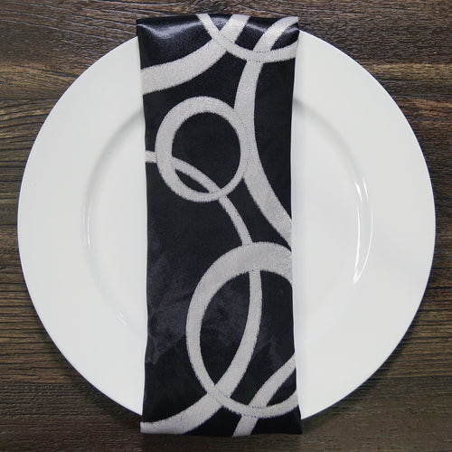 Cirque Jacquard (double-sided) - Table Napkins