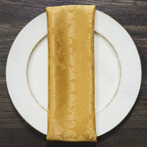 Damask Polyester - Table Napkins