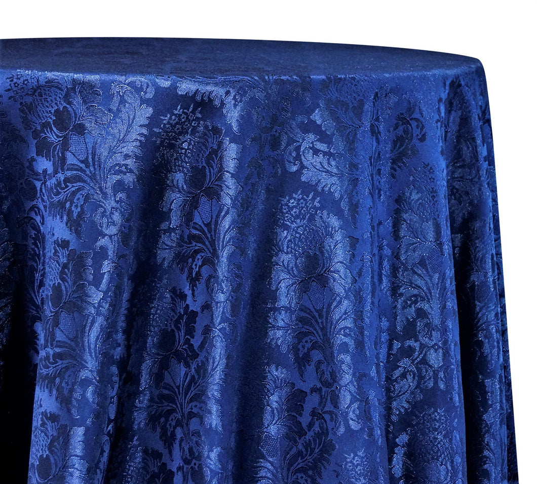 Damask Poly - Table Linens