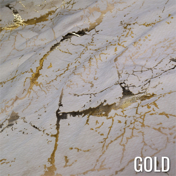Marble Jacquard - Table Linens, Gold, LGi Linens