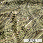 Allure Jacquard - Table Napkins, Green, LGi Linens