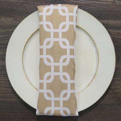 Lynx Print Lamour - Table Napkins