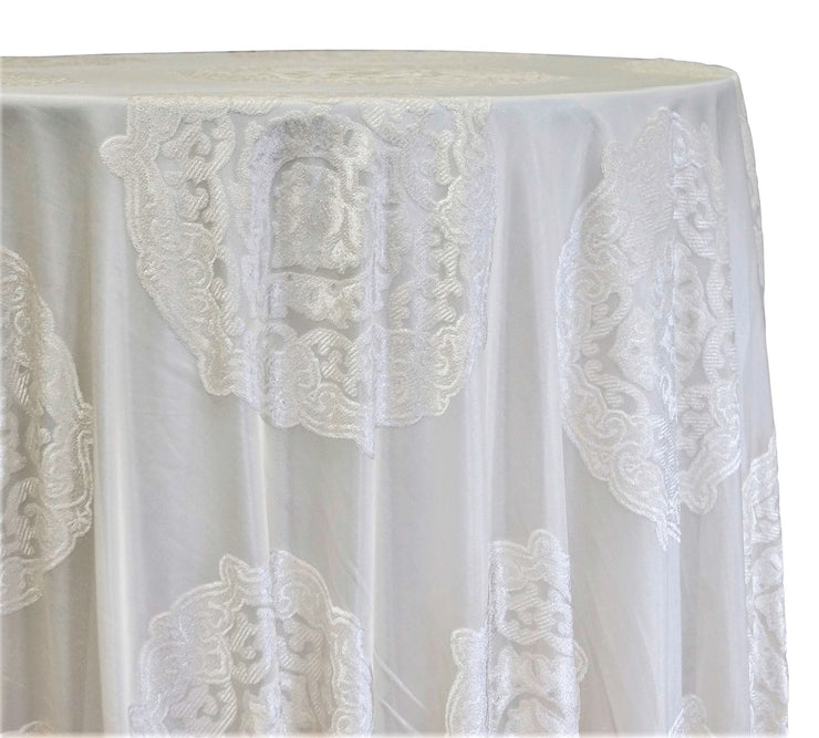 Medallion Jacquard - Table Linens, LGi Linens
