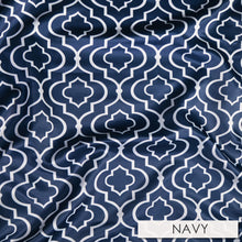 Gatsby Print (Lamour) - Table Runners