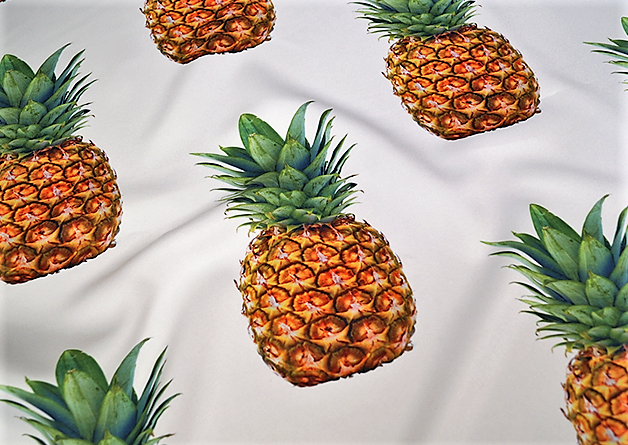 Pineapple (Poly Print) - Table Runners