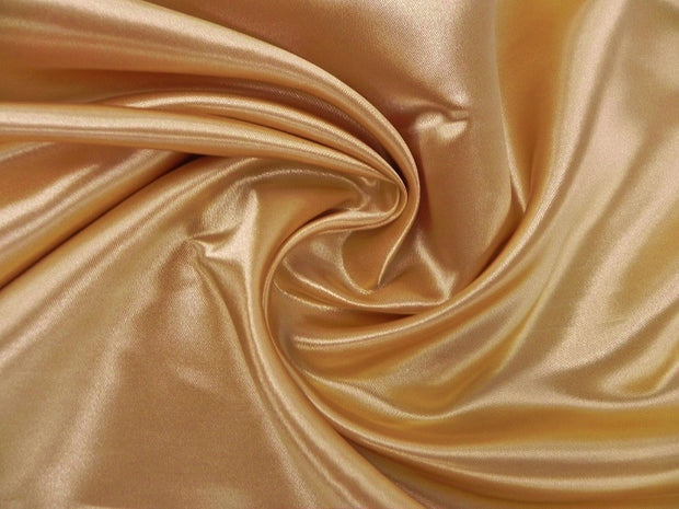 Bridal Satin - Table Napkins, Gold 901, LGi Linens