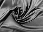 Bridal Satin - Chair Sash, Grey, LGi Linens