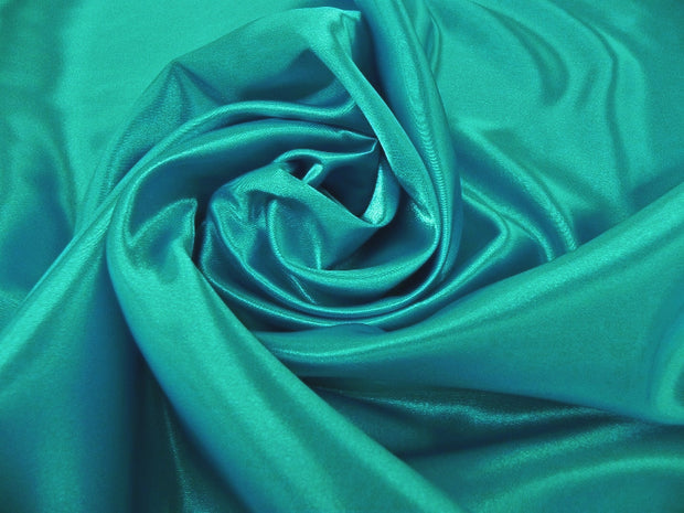 Bridal Satin - Chair Sash, Jade 395, LGi Linens