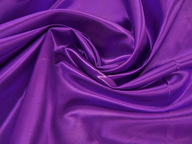 Bridal Satin - Table Napkins, Lavender 169, LGi Linens