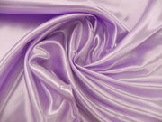 Bridal Satin - Chair Sash, Lavender 468, LGi Linens