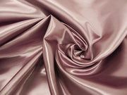 Bridal Satin - Chair Sash, Mauve, LGi Linens