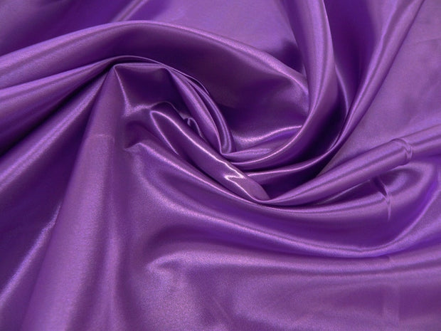 Bridal Satin - Table Napkins, Orchid, LGi Linens
