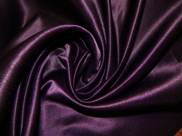 Bridal Satin - Table Napkins, Raisin, LGi Linens