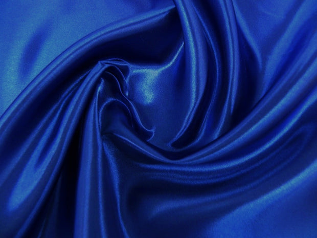Bridal Satin - Table Napkins, Royal, LGi Linens