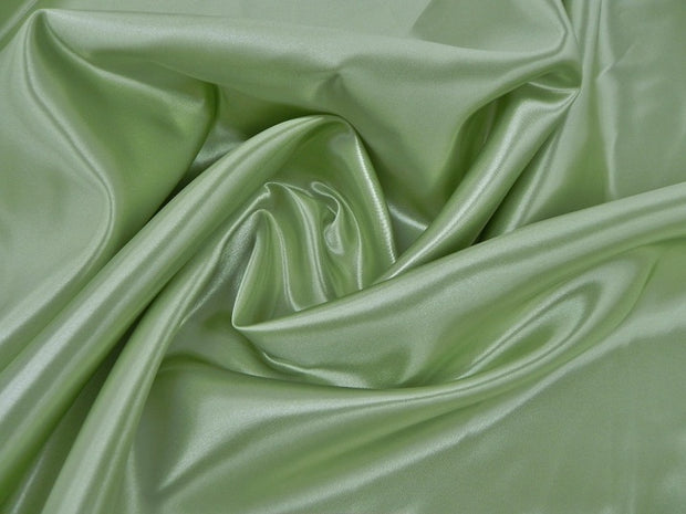 Bridal Satin - Table Napkins, Sage 152, LGi Linens