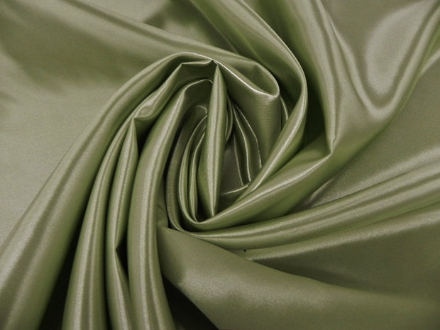 Bridal Satin - Table Napkins, Sage 358, LGi Linens