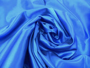 Bridal Satin - Table Napkins, Turquoise 131, LGi Linens