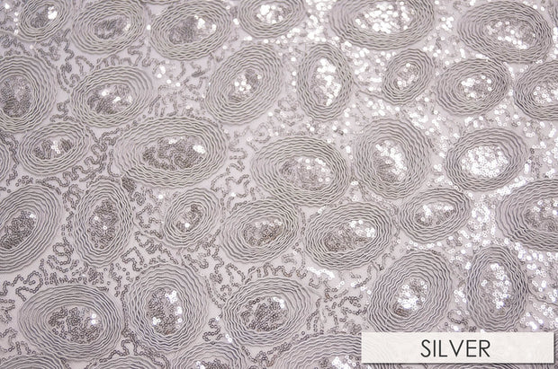 Sienna Design - Table Linens, Silver, LGi Linens