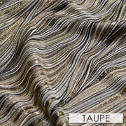 Allure Jacquard - Table Napkins, Taupe, LGi Linens