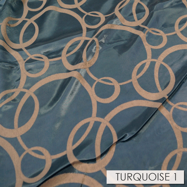 Cirque Jacquard (Reversible) - Table Runners
